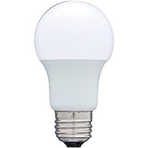 (まとめ)アイリスオーヤマ LED電球 E26 調光 60W相当 昼白色 1個 LDA9N-G/D-6V2【×3セット】