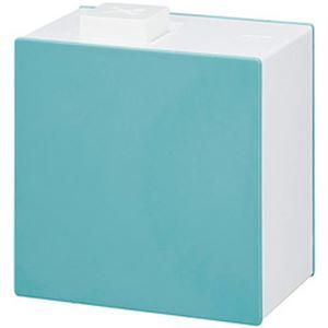 キングジム ラベルプリンター「テプラ」Lite ブルー  - 拡大画像