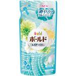 (まとめ)P&G ボールドジェル フレッシュピュアクリーンの香り 詰替 1パック【×10セット】