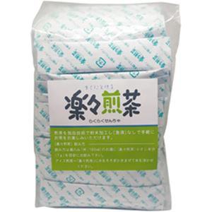 (まとめ) 銘葉 楽々煎茶スティック 100p 1パック(1g×100本) 【×2セット】 - 拡大画像