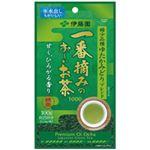 (まとめ) 伊藤園 お〜いお茶 一番茶摘み緑茶 1袋(100g) 【×3セット】