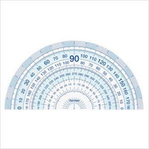 (まとめ)レイメイ 先生おすすめ分度器 小 1個【×20セット】 - 拡大画像