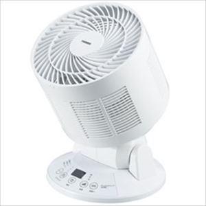 ツインバード 温度センサー付サーキュレーター ホワイト KJ-4998W 1台 - 拡大画像