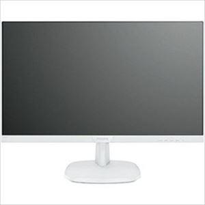 フィリップス  23.8型ワイド液晶ディスプレイ ホワイト 243V7QDAW 1台 - 拡大画像