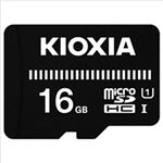 (まとめ)KIOXIA microSDカード 16GB KCA-MC016GS 1個【×3セット】