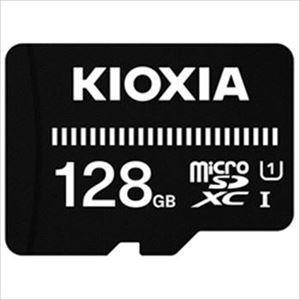 KIOXIA microSDカード 128GB KCA-MC128GS 1個 - 拡大画像