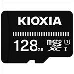 KIOXIA microSDカード 128GB KCA-MC128GS 1個