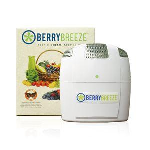 冷蔵庫専用空気清浄機 BerryBreeze BB001 - 拡大画像