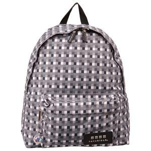 nano block(ナノブロック) daypack blockpattern デイパック NB001C ブラック - 旅行グッズ特集