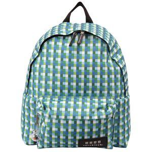 nano block(ナノブロック) daypack blockpattern デイパック NB001C ブルー - 旅行グッズ特集