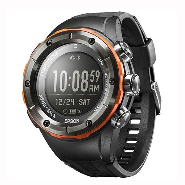 エプソン(EPSON) Wristable GPS for Trek MZ500L リンクオレンジ MZ500L