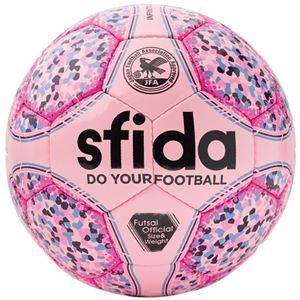 SFIDA(スフィーダ) フットサルボール 4号球 INFINITO II ピンク BSFIN12 - 拡大画像