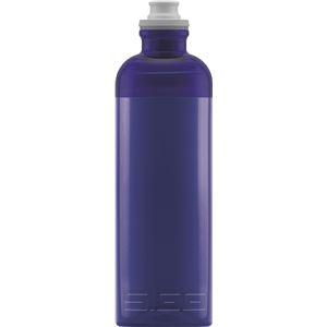 SIGG 耐熱性トライタン製ボトル セクシーボトル(ブルー 0.6L) - 拡大画像