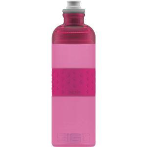 SIGG 耐熱性ポリプロピレン製ボトル ヒーロー スクイーズボトル(ベリー 0.6L) - 拡大画像
