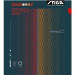 STIGA(スティガ) 粒高ラバー VARTICAL 55 (バーティカル 55) RED 薄