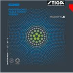 STIGA(スティガ) ラージボール用表ソフトラバー MAGNIFY LB(マグニファイ LB) RED 中厚