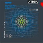 STIGA(スティガ) ラージボール用表ソフトラバー MAGNIFY LB(マグニファイ LB) RED 特厚