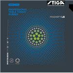 STIGA(スティガ) ラージボール用表ソフトラバー MAGNIFY LB(マグニファイ LB) BLACK 中厚