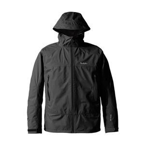 PUROMONTE(プロモンテ) Rain Wear GORE-TEX パックライト ジャケット(メンズ) ブラック M