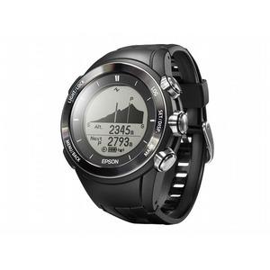 エプソン(EPSON)  Wristable GPS for Trek MZ500B ブラック