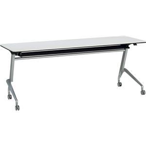 デリカフラップテーブル ラフィスト RFT-1860R-W ホワイト