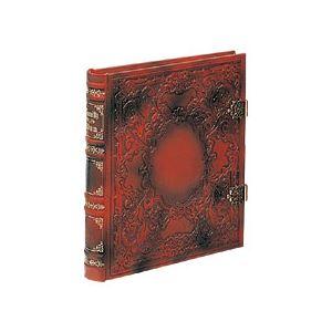 ナカバヤシ Digioブック式フリーアルバム バッキンガム アH-GL-1501-Rレッド - 拡大画像