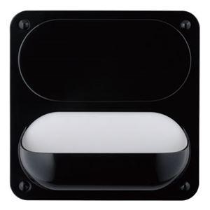 ナカバヤシ ウォールポケット WPK-101 BK(ブラック) マグネットパネル + ビックポケットタイプ