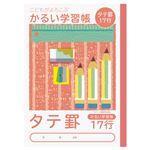 (業務用20セット) 軽い学習帳 タテ17行 NB51-T17