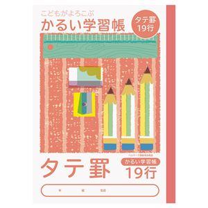 (業務用20セット) 軽い学習帳 タテ19行 NB51-T19