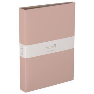(業務用3セット) ハルマー ポケットアルバム A-HR3P-101-P  ピンク