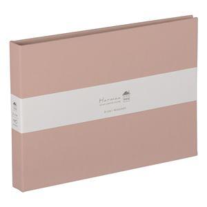 (業務用5セット) ハルマー ポケットアルバム A-HR2LP-301-P  ピンク