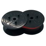 (まとめ) キヤノン Canon プリンター電卓用インクリボン EP-102/M310 黒 赤 1個入 【×5セット】