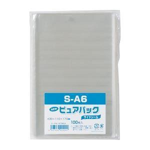 (業務用セット) シモジマ Nピュアパック 6798224 100枚入