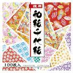 (業務用セット) トーヨー 徳用和紙千代紙 018033 100枚入 【×10セット】