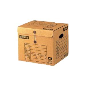 (業務用セット) ゼネラル イージーストックケース 段ボール製 文書保存箱 SCH-102 1個入 【×5セット】