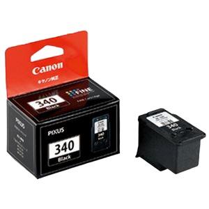 (業務用セット) キヤノン Canon インクジェットカートリッジ BC-340 ブラック 1個入 【×2セット】 - 拡大画像