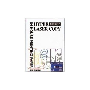 (業務用セット) 伊東屋 ハイパーレーザーコピー A4判 ホワイト HP102 50枚入 【×3セット】 - 拡大画像