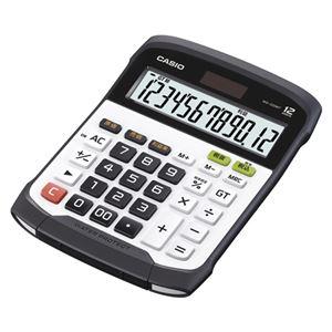 カシオ 防水電卓 デスクサイズ WD-320MT-N - 拡大画像