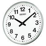 セイコークロック 屋外・防雨型掛時計 KH411S