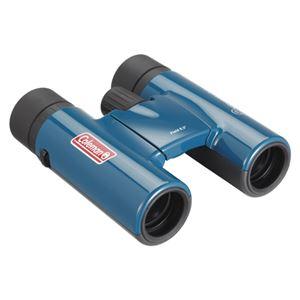 ビクセン 双眼鏡 コールマン H8×25 ターコイズブルー 14581-2 - 拡大画像