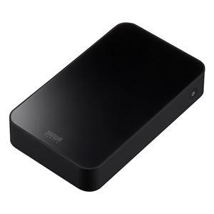 サンワサプライ モバイルバッテリー デジタル電池残量表示 13000mAh BTL-RDC10BKN