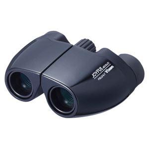 ビクセン 双眼鏡 ジョイフル MS10×21 ブラック 13498-4 - 拡大画像