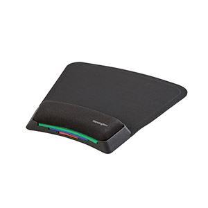 (まとめ) Kensington SmartFit リストレスト付マウスパッド【×5セット】 - 拡大画像