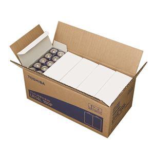 東芝 アルカリ乾電池 単2形 100本入り - 拡大画像