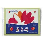 (まとめ) ゴークラ お花紙五色鶴 500枚入 うぐいす 【×10セット】