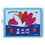 (まとめ) ゴークラ お花紙五色鶴 500枚入 水 【×10セット】