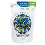 (まとめ) サラヤ ヤシノミ洗剤 詰替用 480ml 【×10セット】