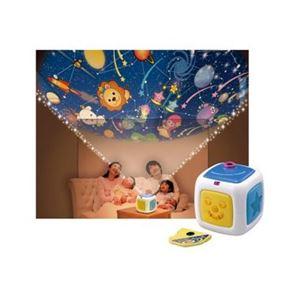 タカラトミー 天井いっぱい!おやすみホームシアター - 拡大画像