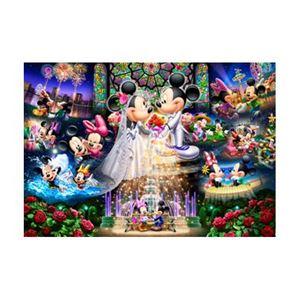 テンヨー DG-2000-544 永遠の誓い〜ウェディングドリーム〜 【ジグソーパズル】 - 拡大画像