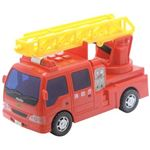 トイコー ミニサウンド はしご消防車